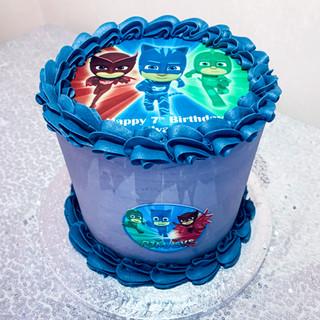 PJ Masks Cake.