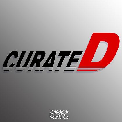curateD Vinyl Slap