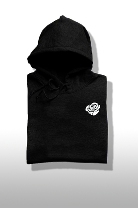Classic Curated Rose Hoodie