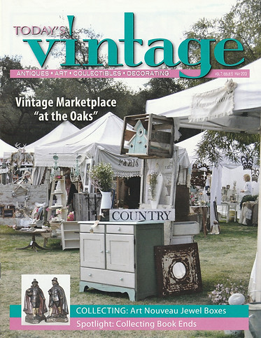 2018 Vista Fall Vintage Marketplace Show