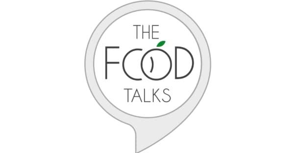 The food talks