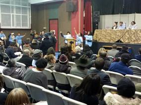 East Harlem Community Board Rejects De Blasio's Zoning Plan
