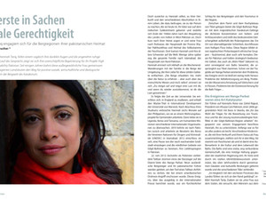 Our work in the German Alpine Yearbook