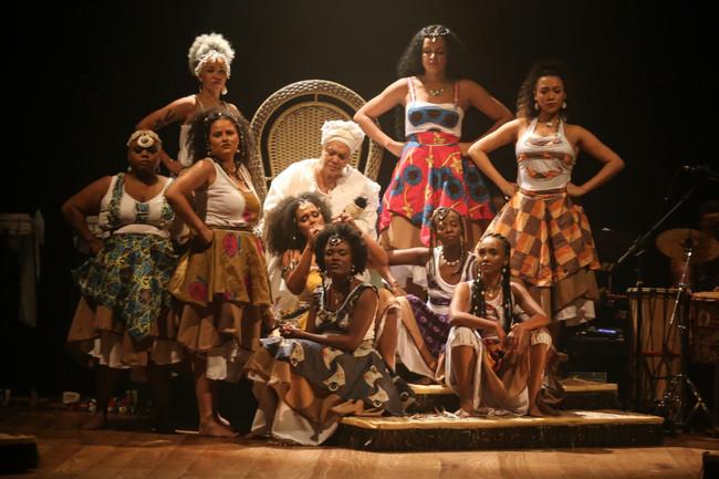 Yabá - Mulheres Negras