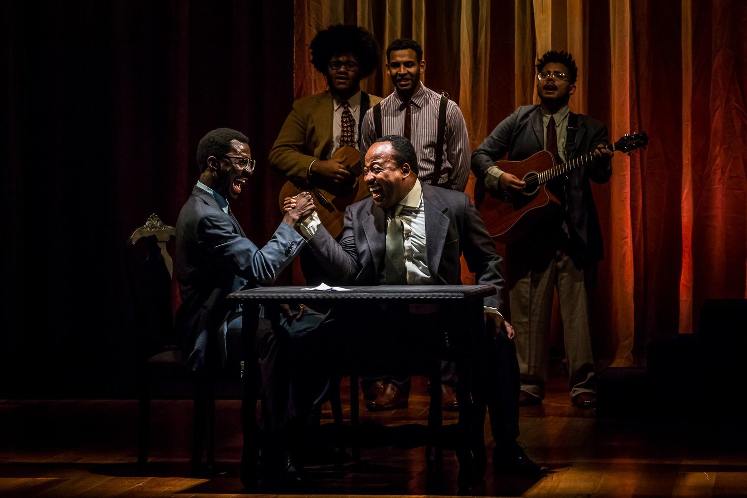 O Encontro – Malcolm X e Martin Luther King Jr