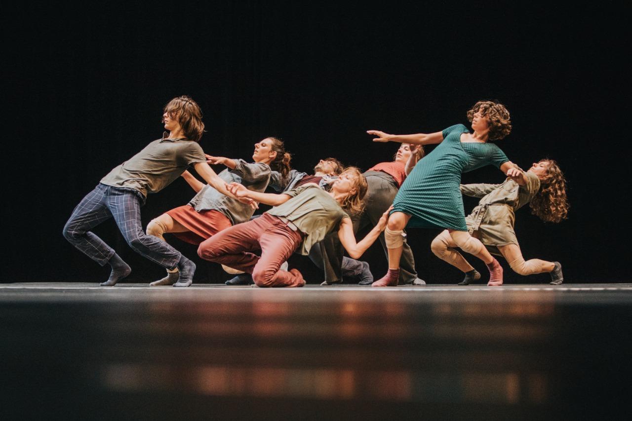 Setembro 2019 Bienal Sesc de Dança