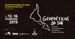 GEOPOÉTICAS DO SUL