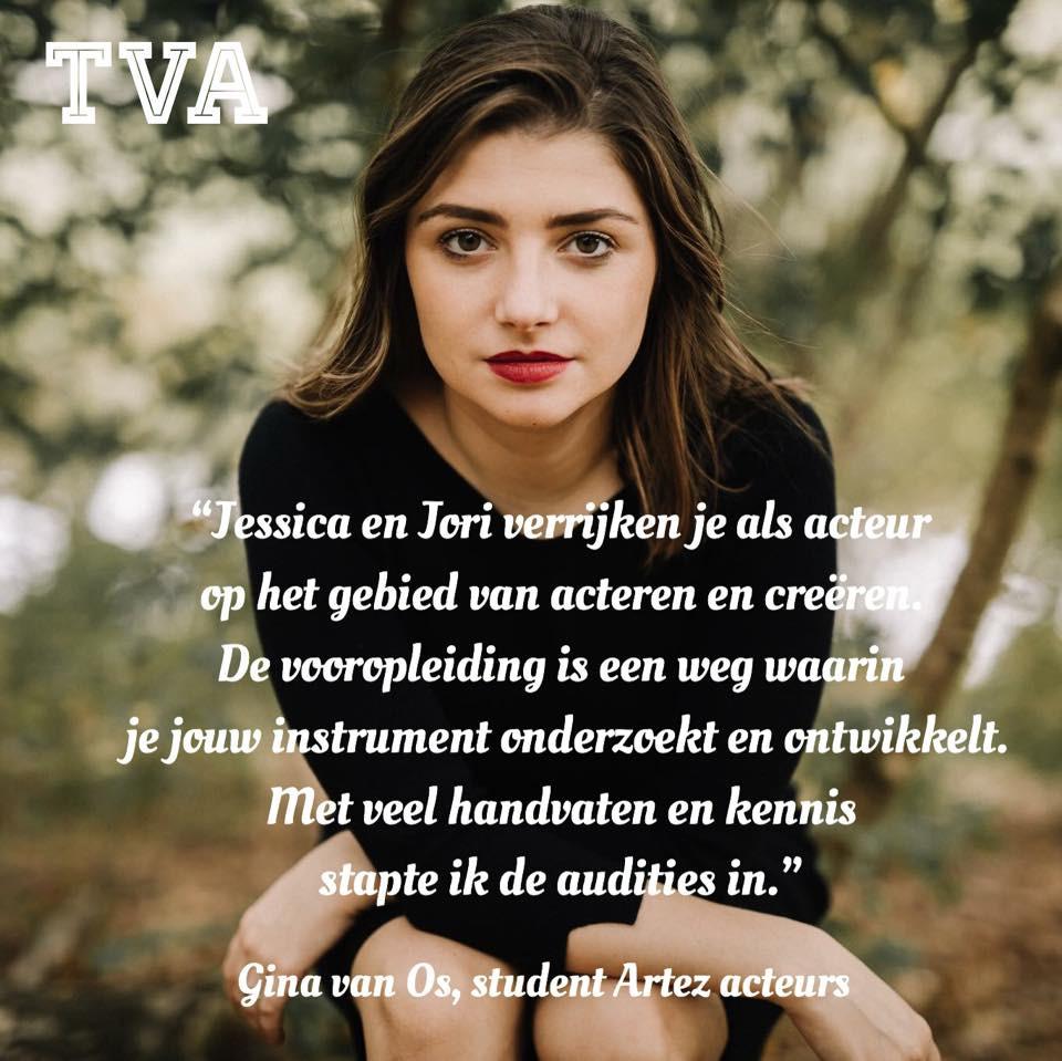 Gina van Os