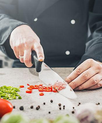cuchillos - cocinero - chef - excalibur