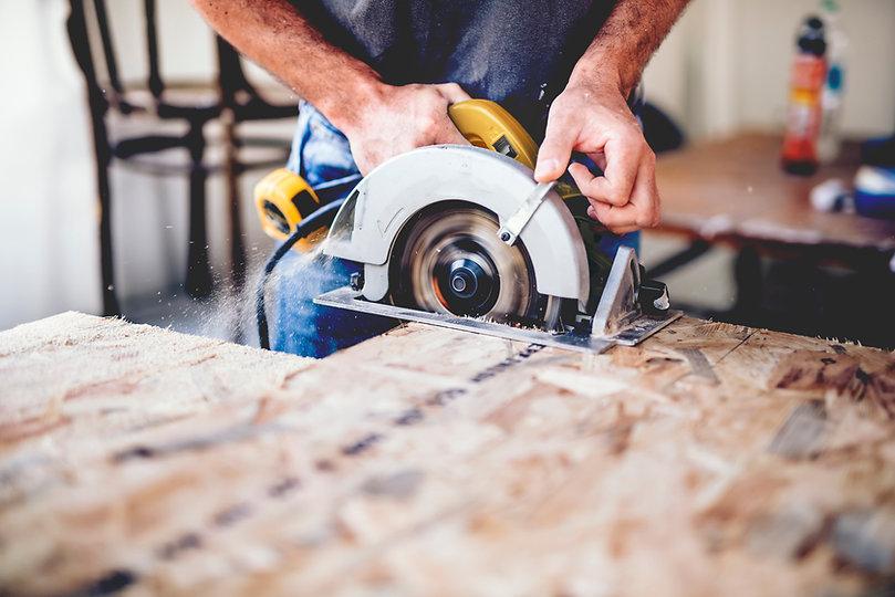 Disco de corte madera
