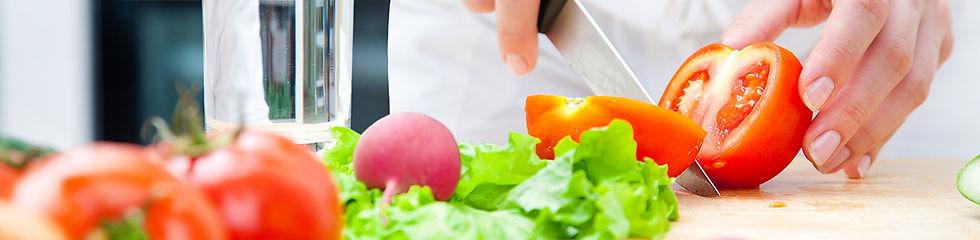 cuchillos - cocinero - cocina