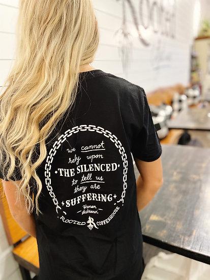 Human Trafficking Campaign Tee Shirt