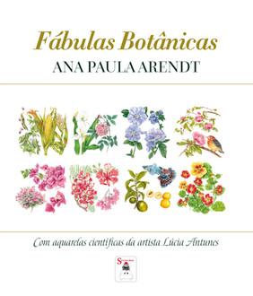 Novo livro! Fábulas Botânicas.