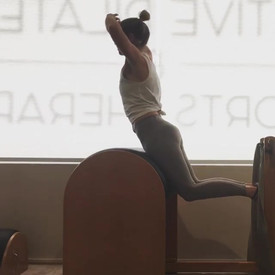"""BACK EXTENSION ❤️ """"A man is as young as"""