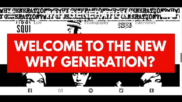 Why Generation? Website Promo Video