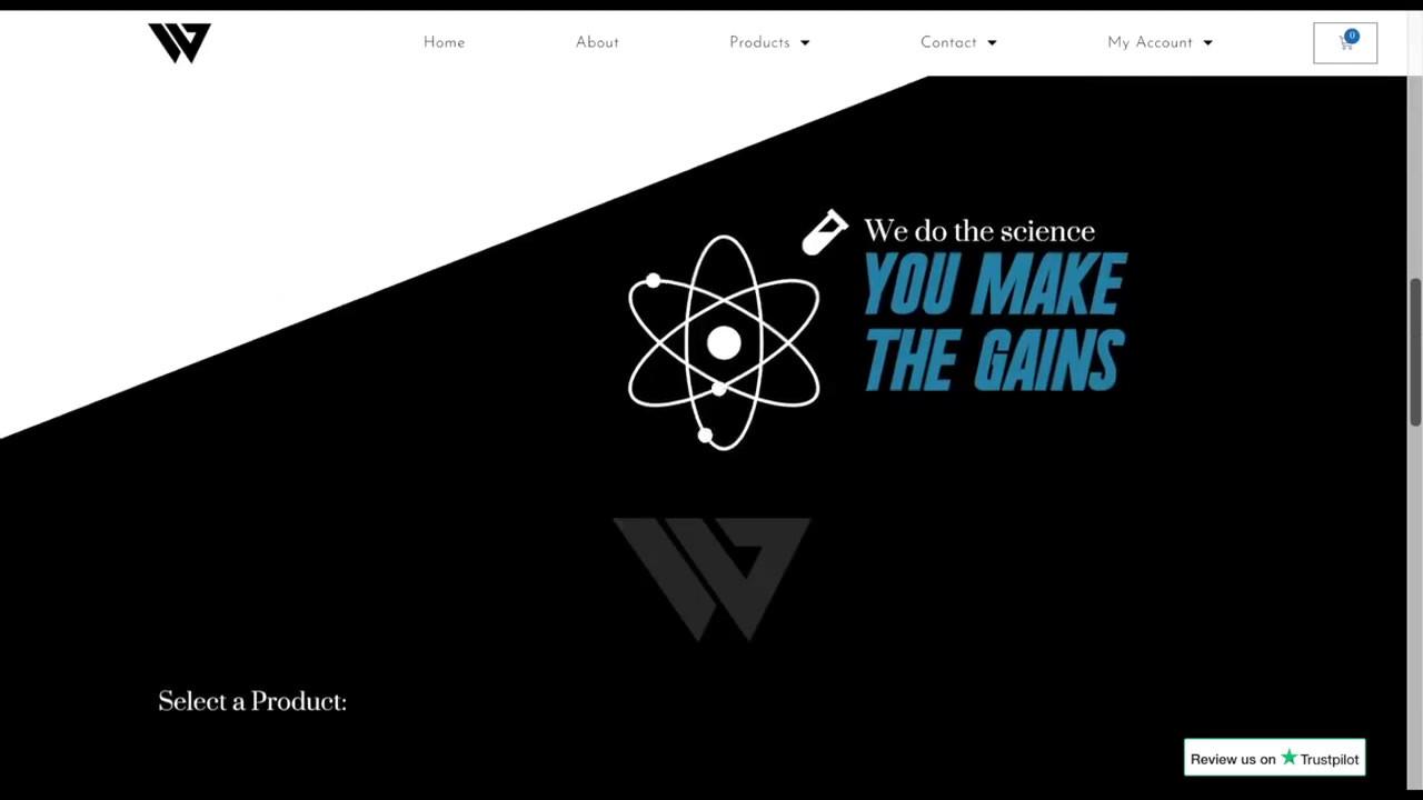 Comissioned Website Trailer