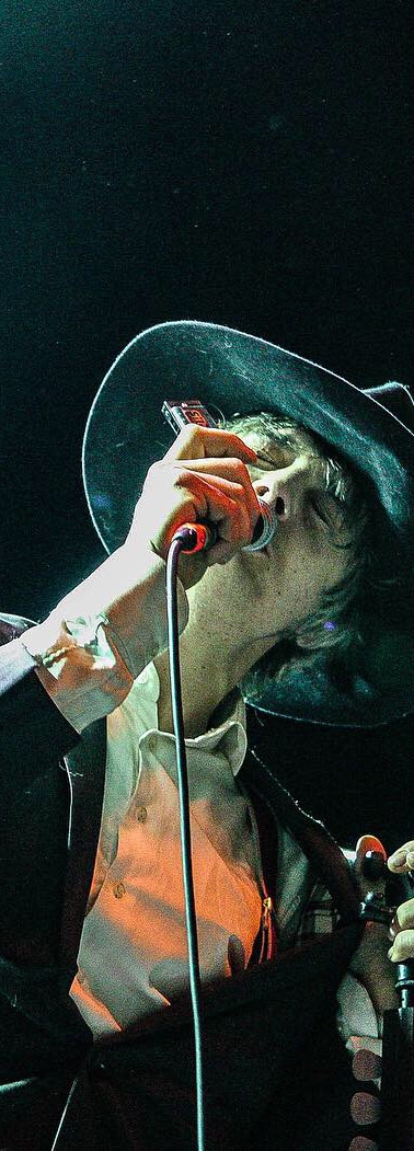 Peter Doherty and the Putas Madres