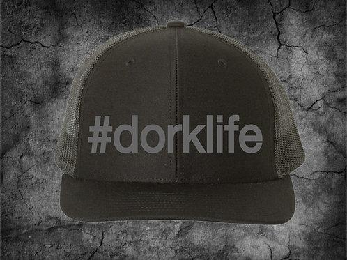 #dorklife snapback cap