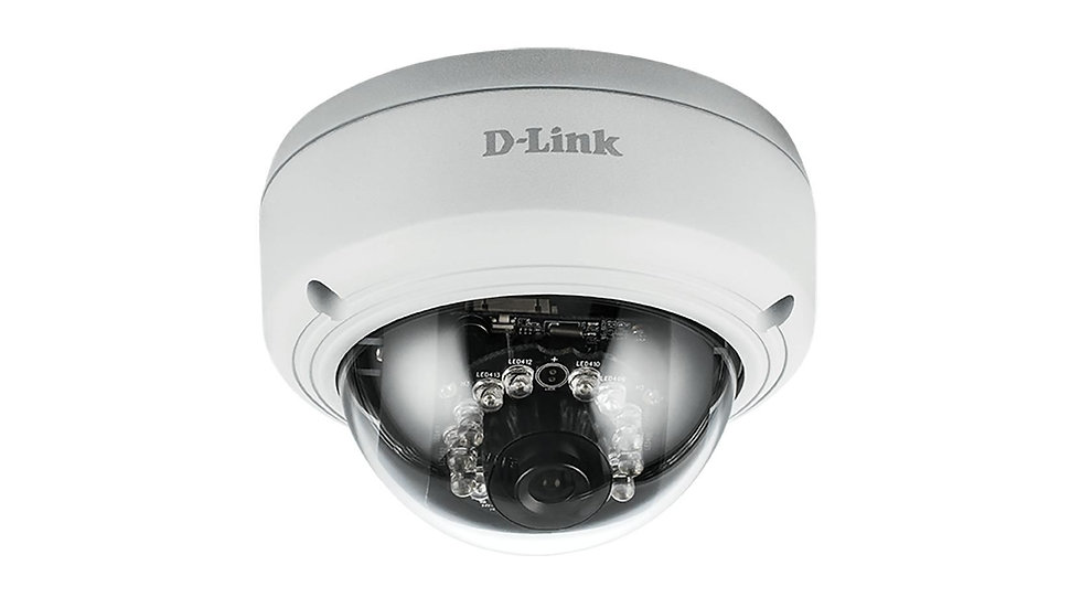 D-Link DCS-4602EV Business SME & Corporate IP Camera Series