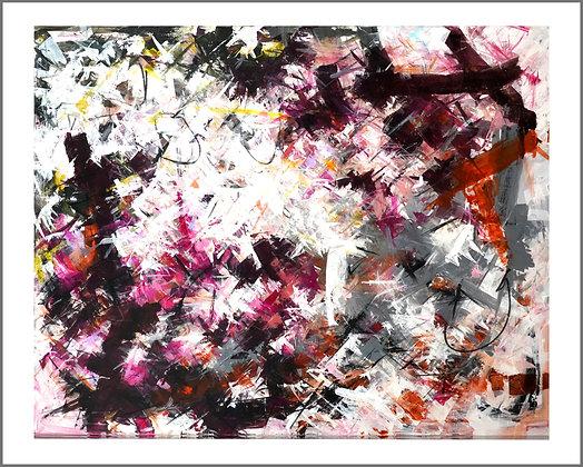 Nr. 11, Vandret, 100 x 80