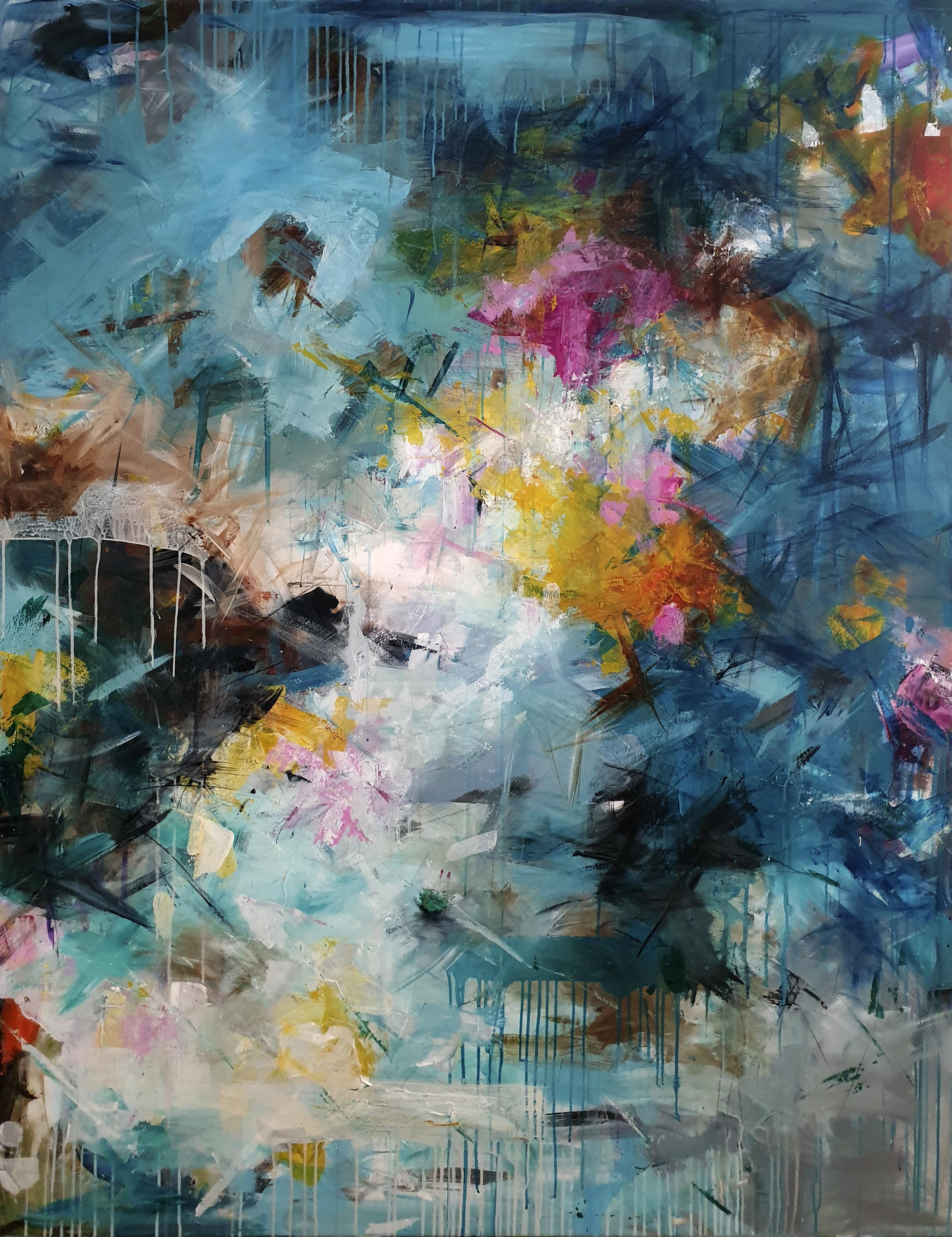 Solgt via Saatchi Gallery