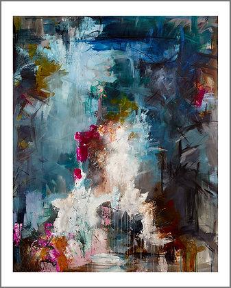 Nr. 1, Lodret, 80 x 100