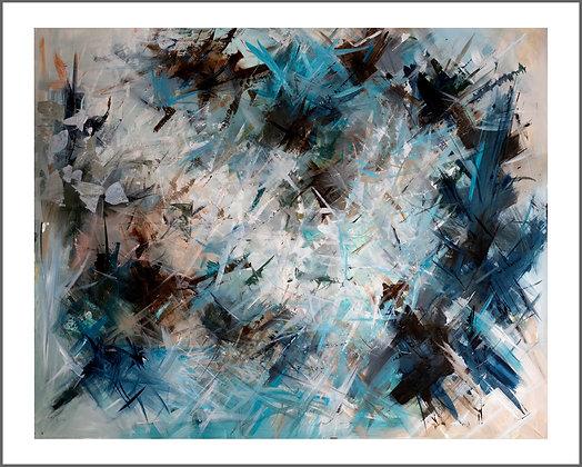 Nr. 6, Vandret, 80 x 100