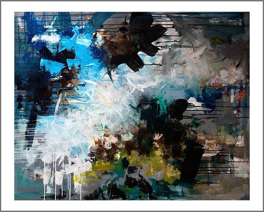 Nr. 8, Vandret, 100 x 80