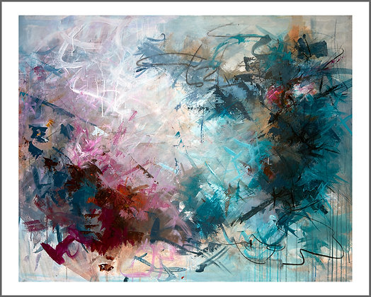 Nr. 4, vandret, 100 x 80