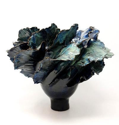 Leaf, Vase