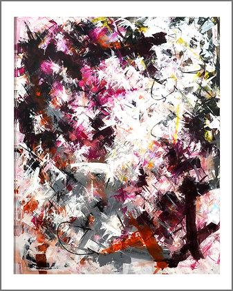 Nr. 11, Lodret, 80 x 100