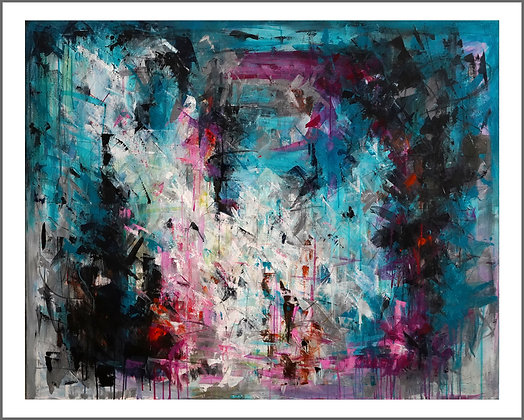 Nr. 12, Vandret, 100 x 80