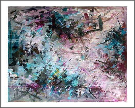 Nr. 15, Vandret, 100 x 80