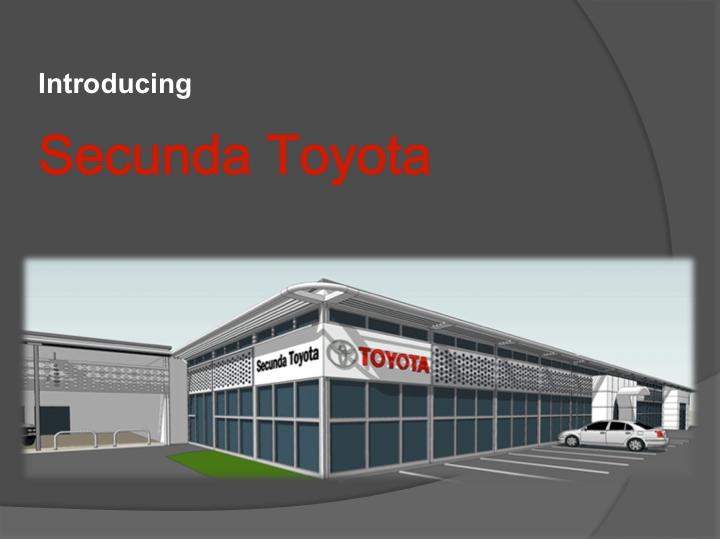 secunda toyota | company profile