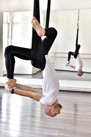 Air Yog inversie, elongatia spatelui