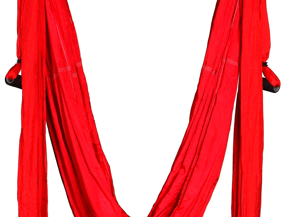 Yoga Swing Vintage Red