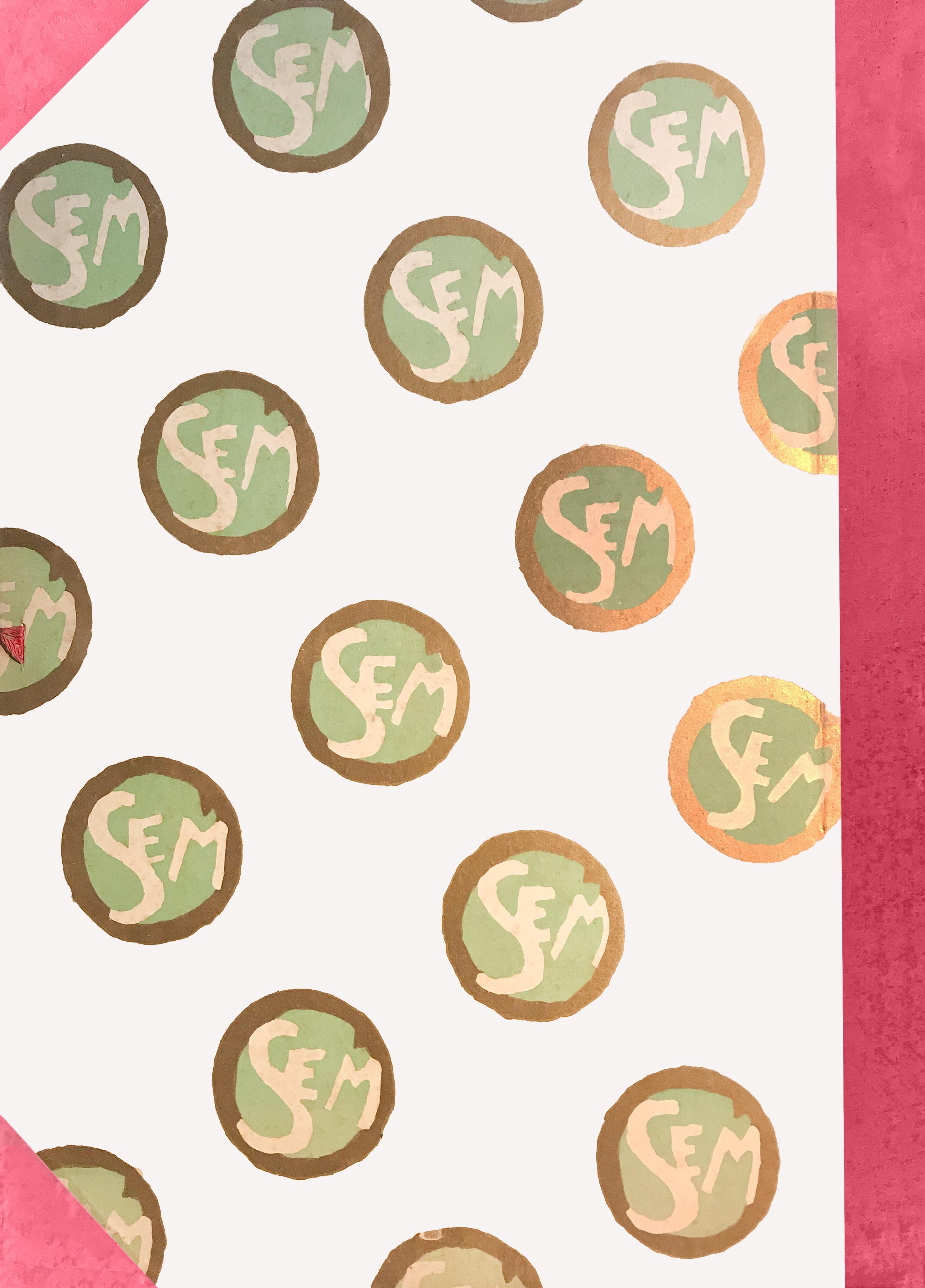 Sem Goursat Album 8 - Couverture b