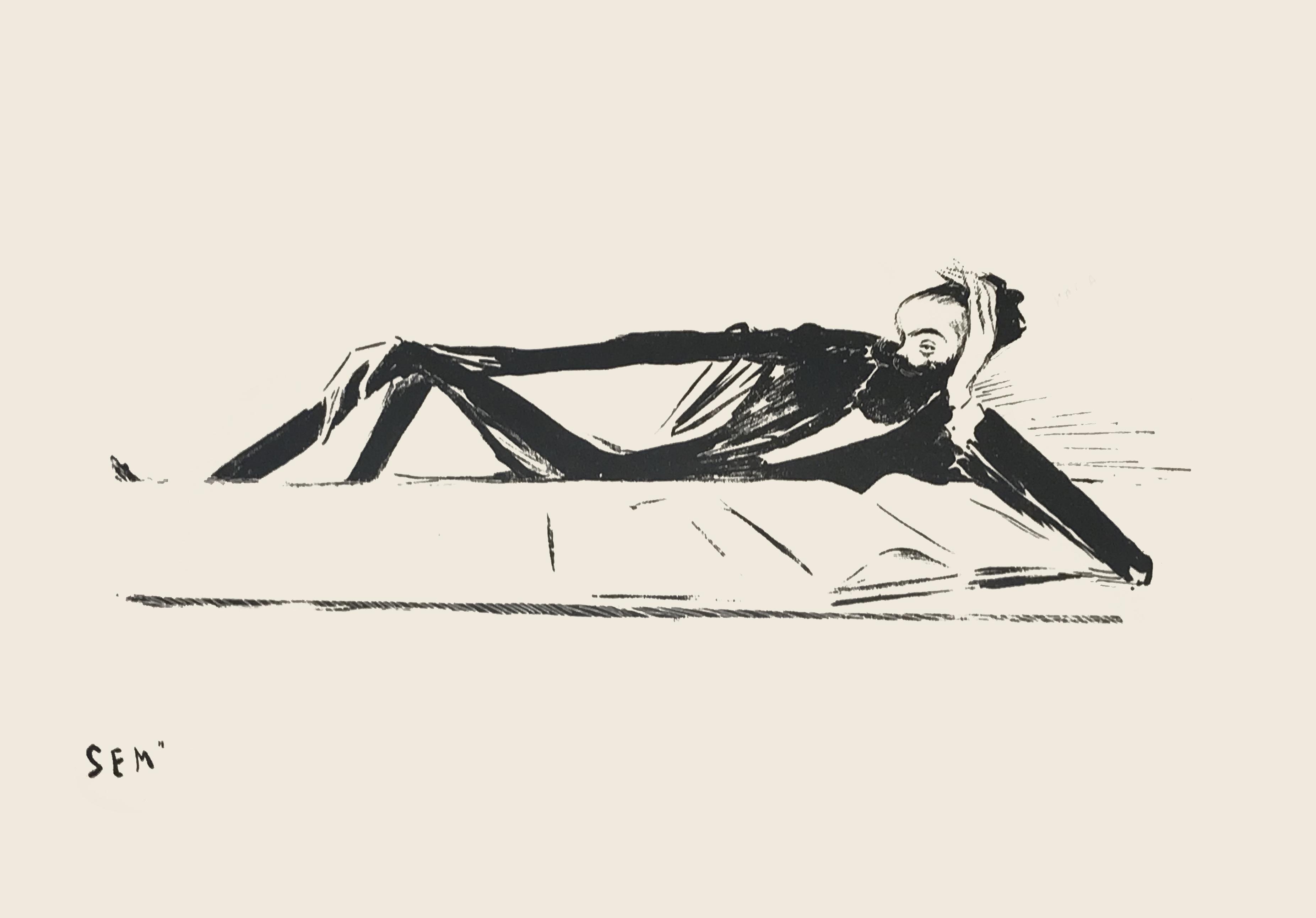 Sem Goursat Album 6 - Planche n.17