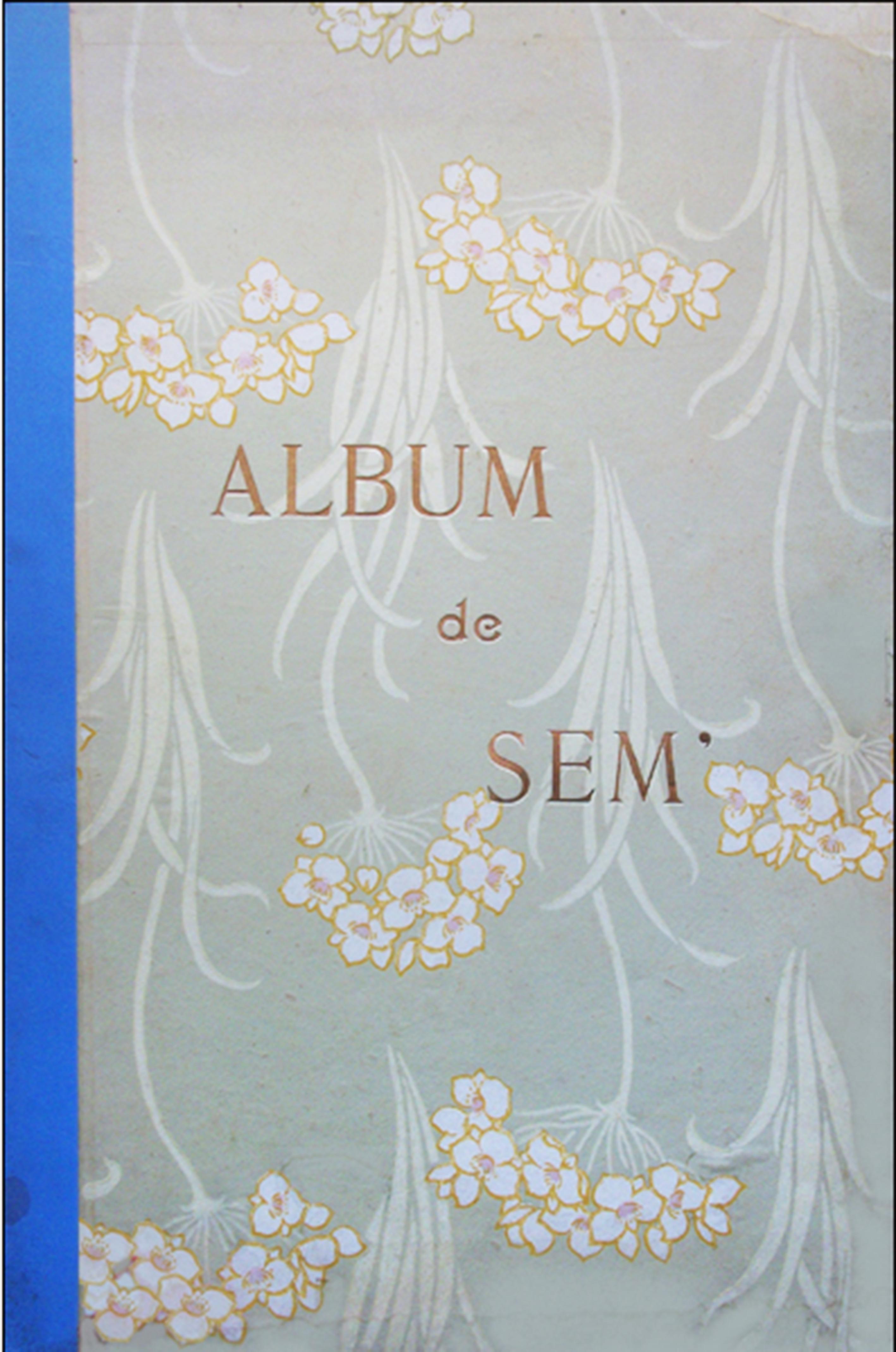 Sem Goursat Album 7 - Couverture