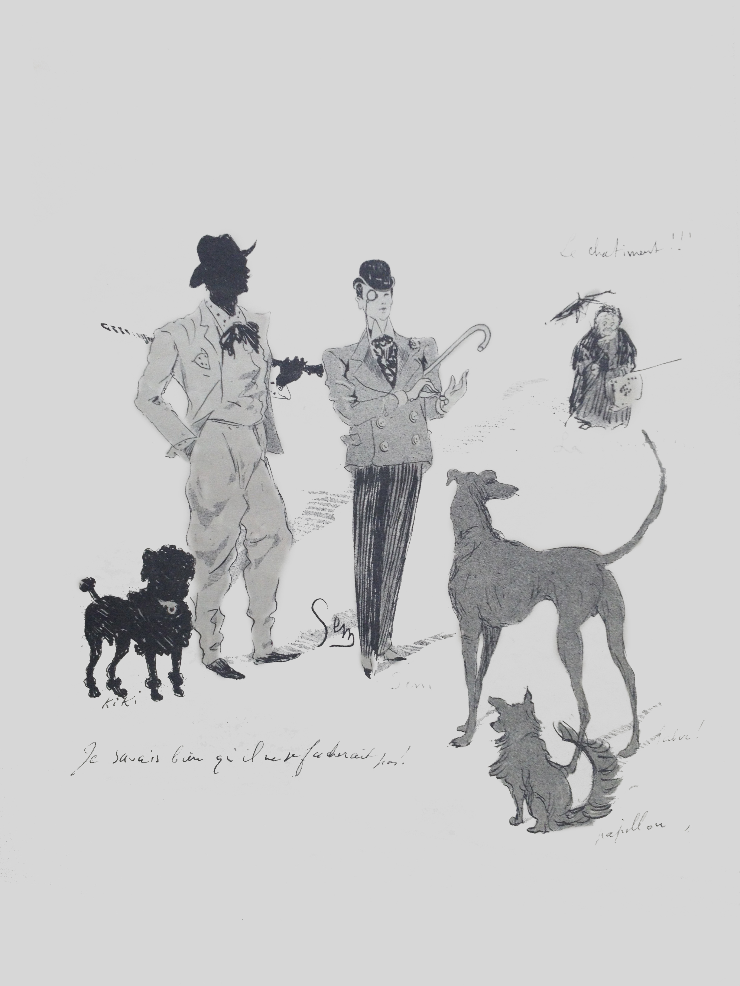 Sem Goursat Album n.3- Planche n.11