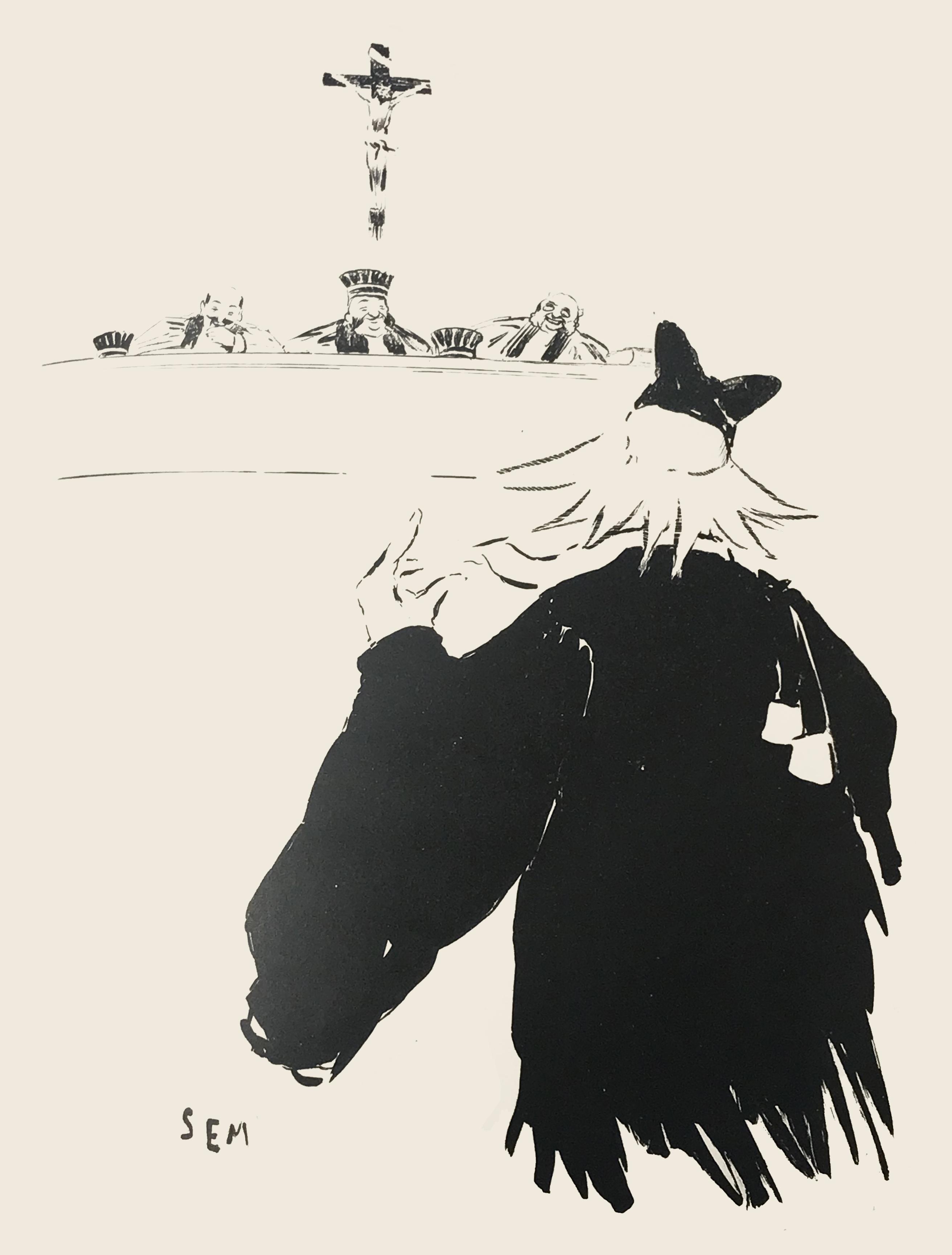 Sem Goursat Album 6 - Planche n.16
