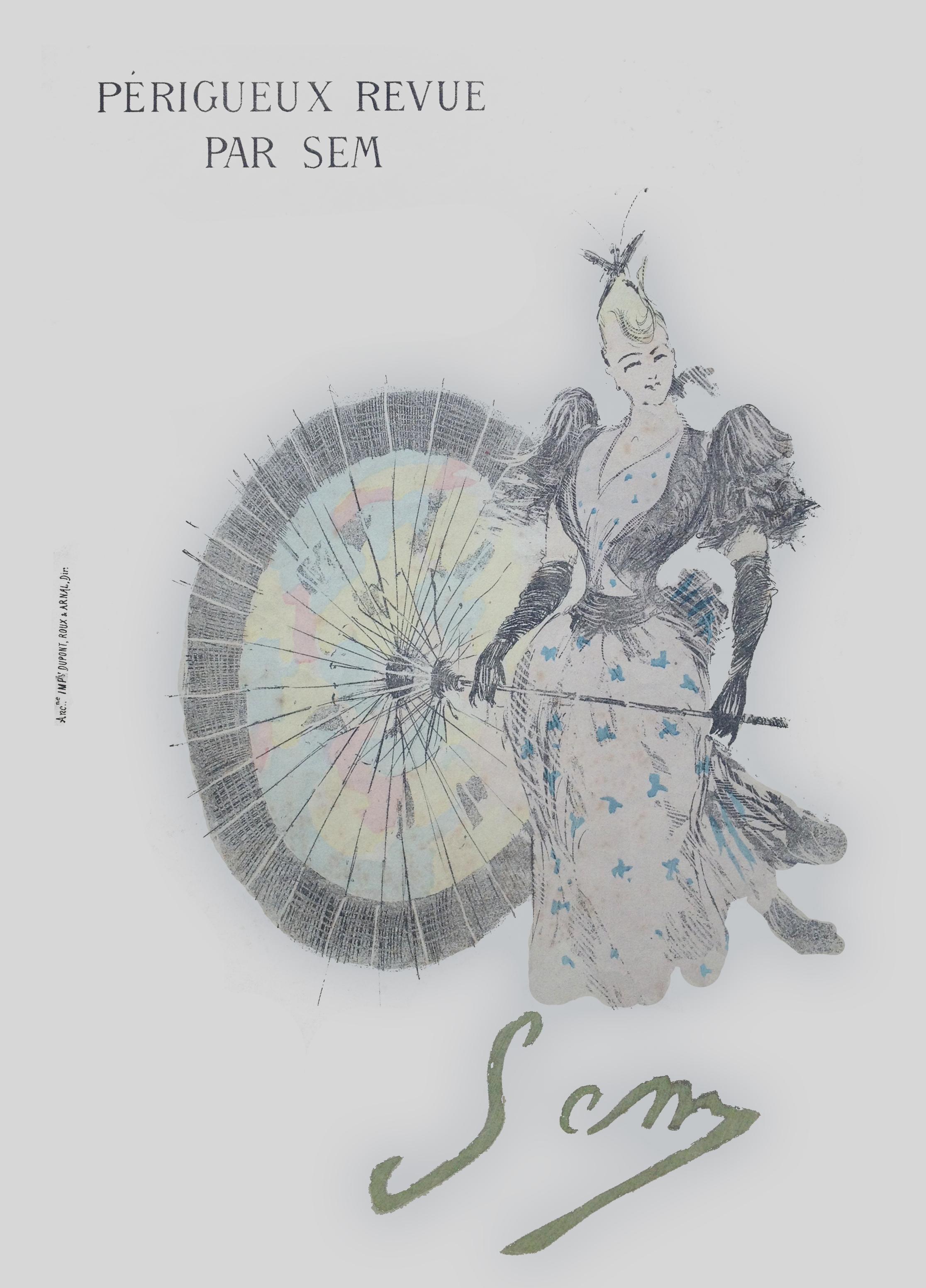 Sem Goursat Album 3 - Copertina