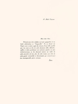 Sem Goursat Album 19 - Preface