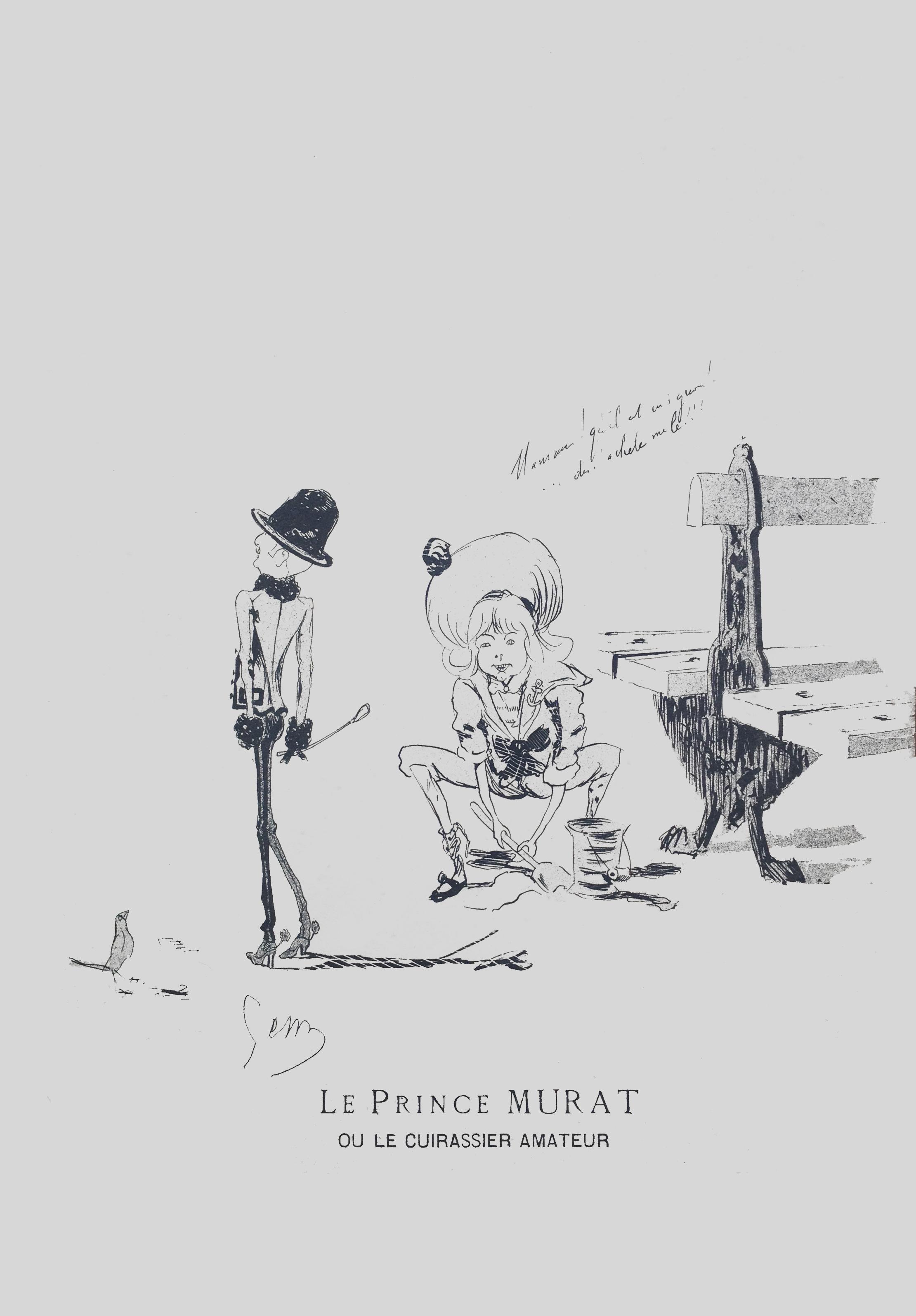 Sem Goursat Album n.3- Planche n.5