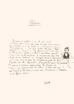 Sem Goursat Album 7 - Preface