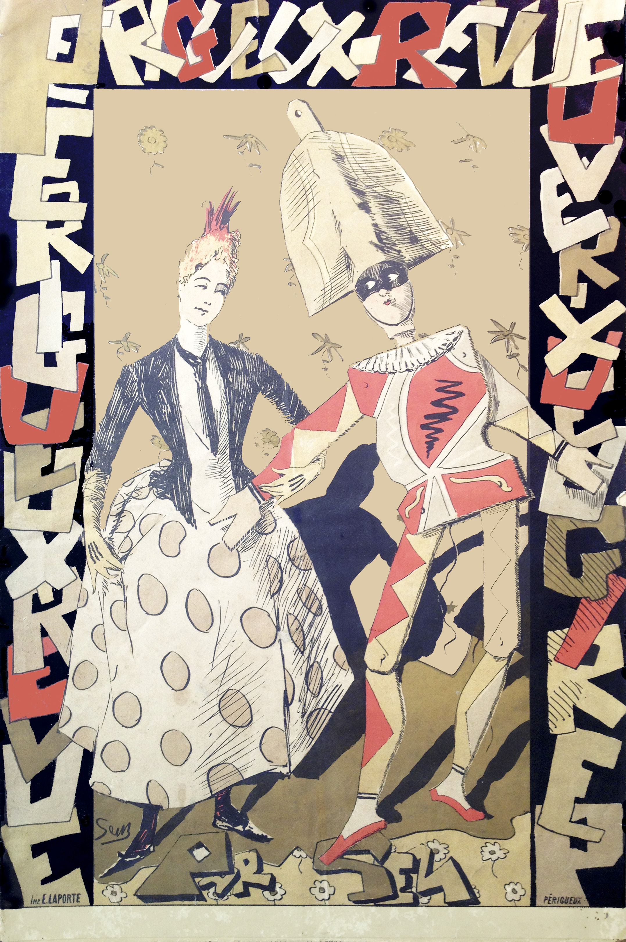 Album n.2 - Sem George Goursat