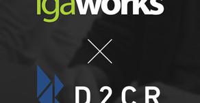 아이지에이웍스, 日 모바일 앱 마케팅 전문 광고회사 'D2C R'과 파트너십 체결