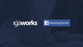 아이지에이웍스, 애드테크 부문 '페이스북 마케팅 파트너' 됐다