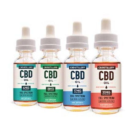 Full Spectrum Tinctures 250 mg (2 Bottles)