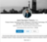 Example of CVforLife LinkedIn page